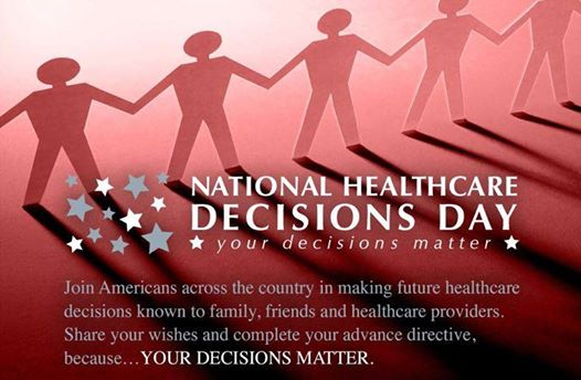 national health care decision day