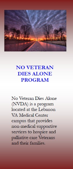no veteran dies alone