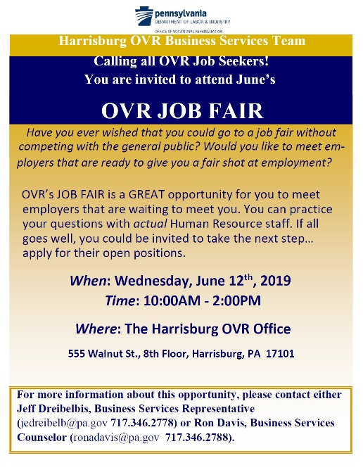 ovr job fair