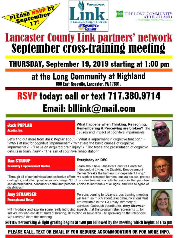09-19 Lanc Link meeting notice