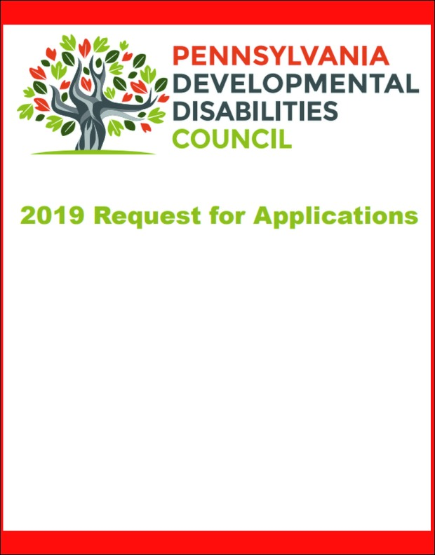 PADDC grant applications