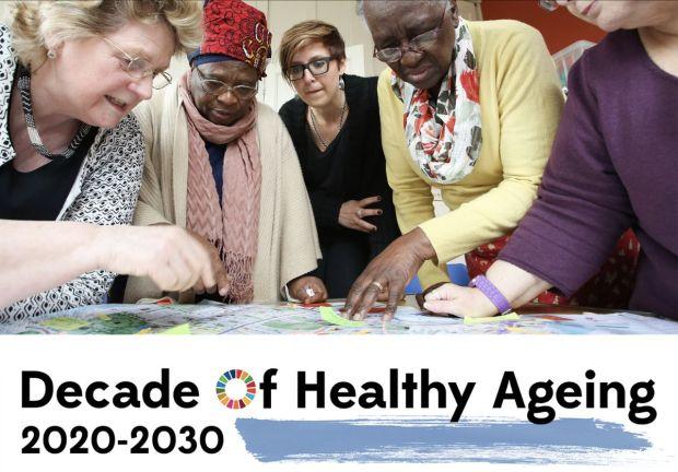 decade of healthy aging
