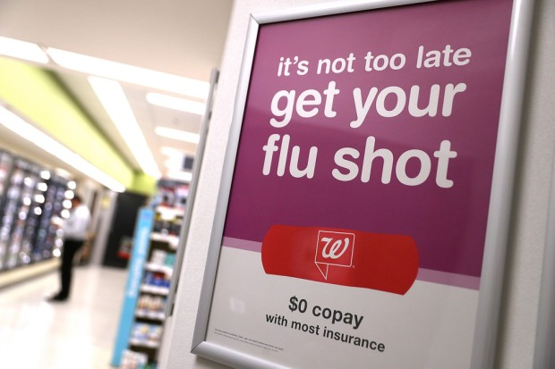 California Flu Deaths Rise Sharply In January