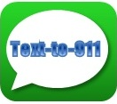Text to 911 button