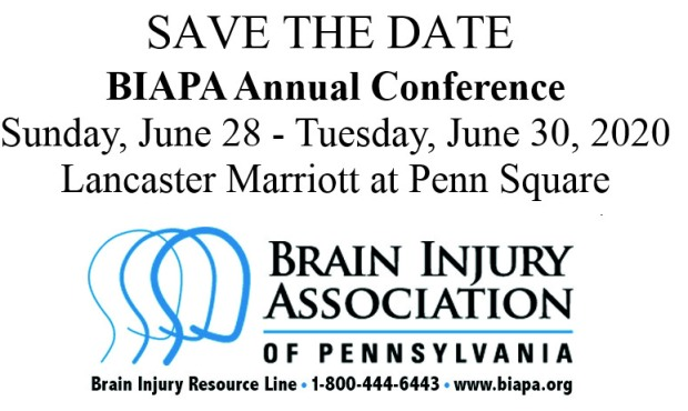 BRAIN INJURY ANNUAL CONFERENCE