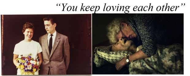 you keep loving