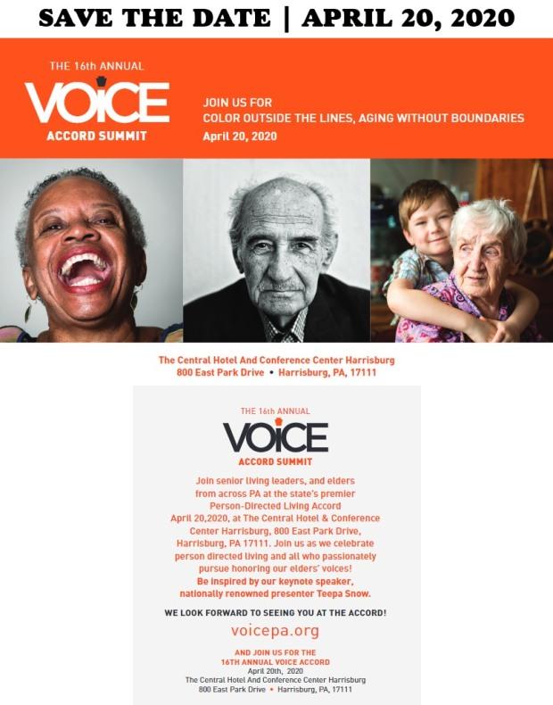 april voice event