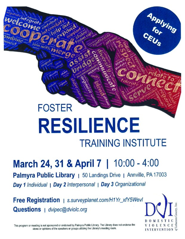 foster resiliance