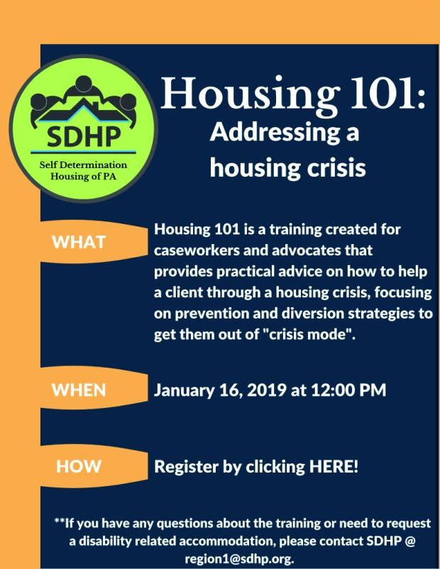 housing 101