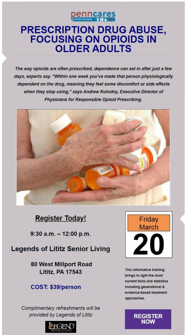 older adults prescription