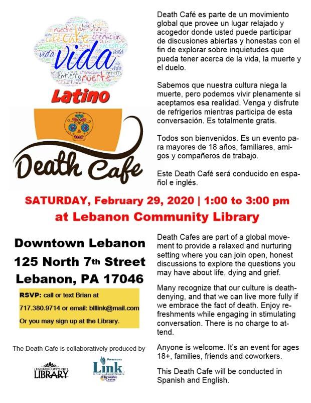 rescheduled Lebanon DC