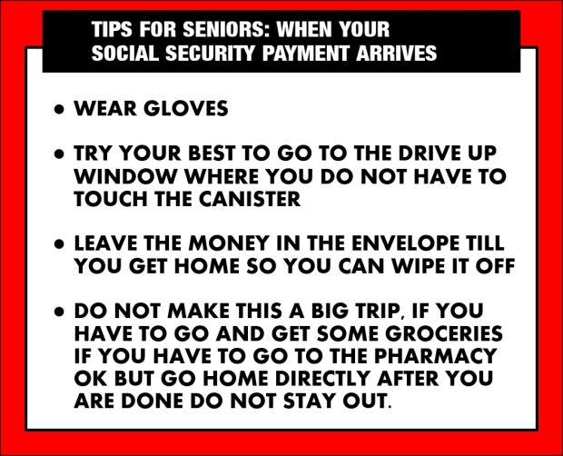 tips for seniors