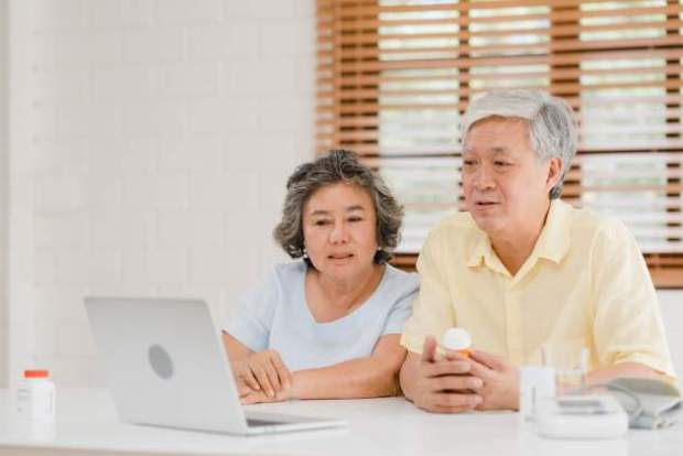 Telemedicine Older Adults