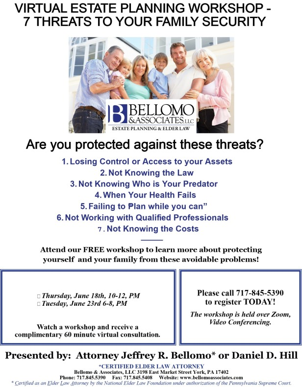 bellomo 7 threats june
