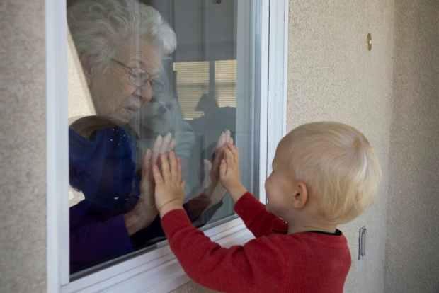 older persons and coronavirus