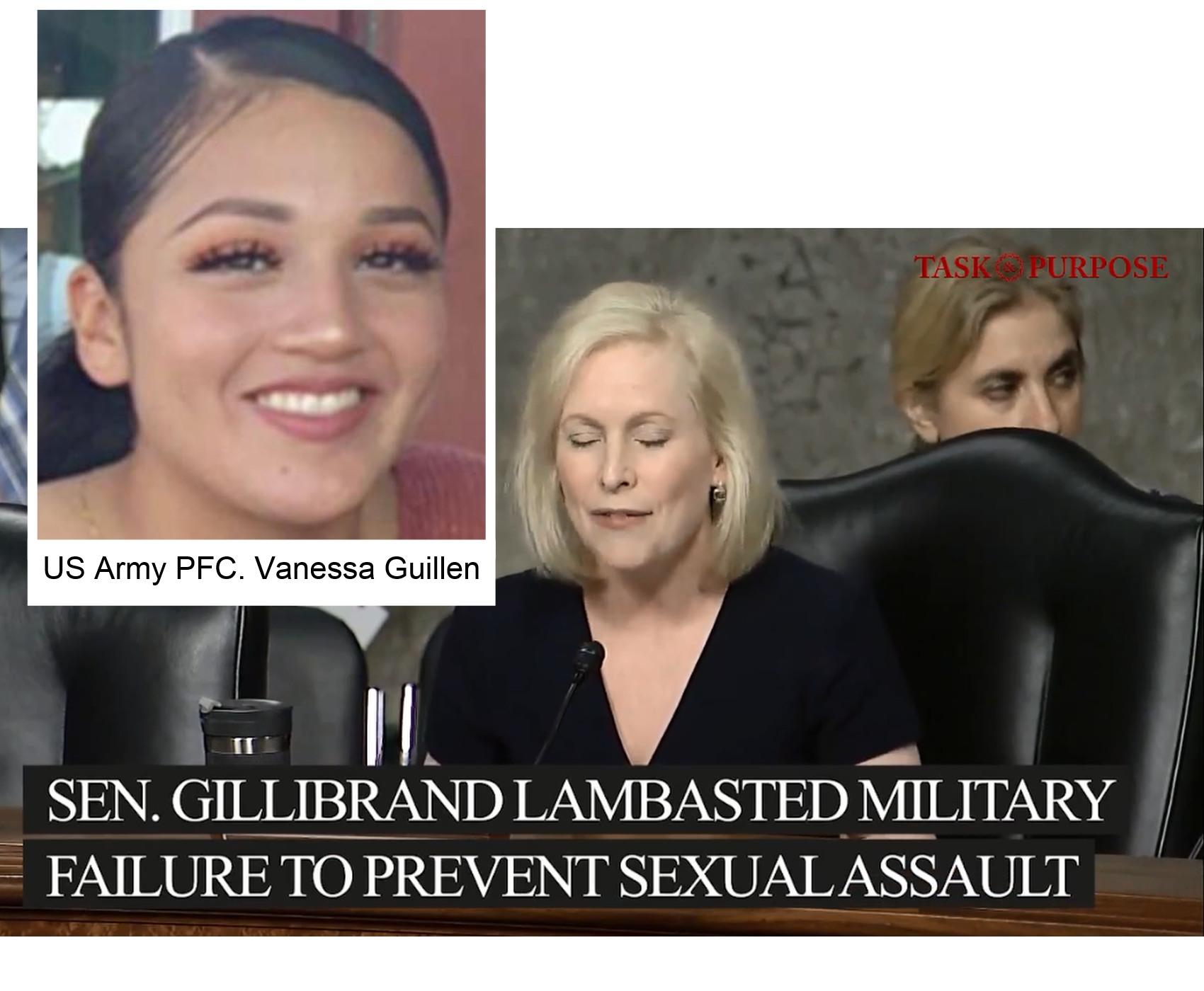 Senator blasts military