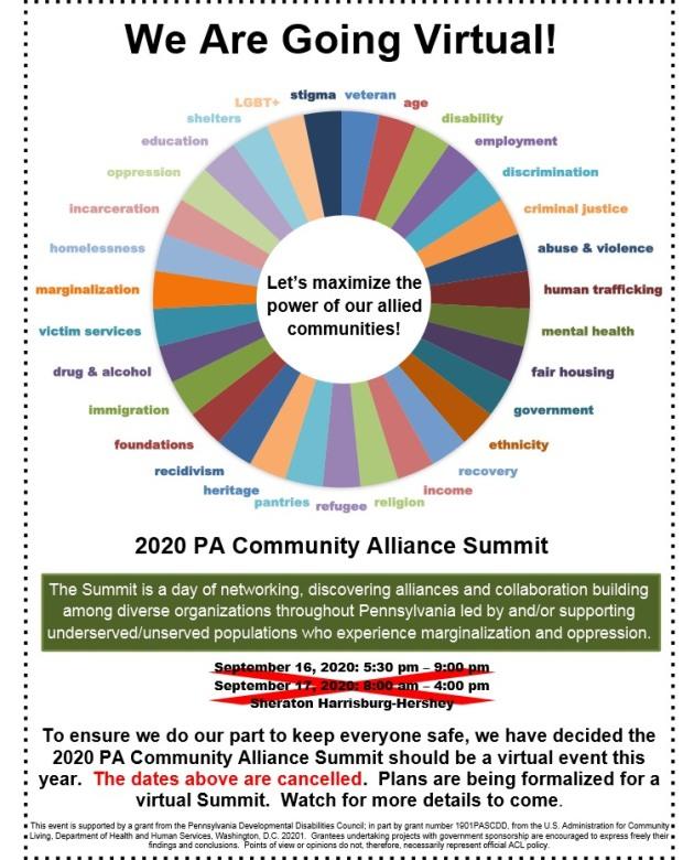 community alliance summit
