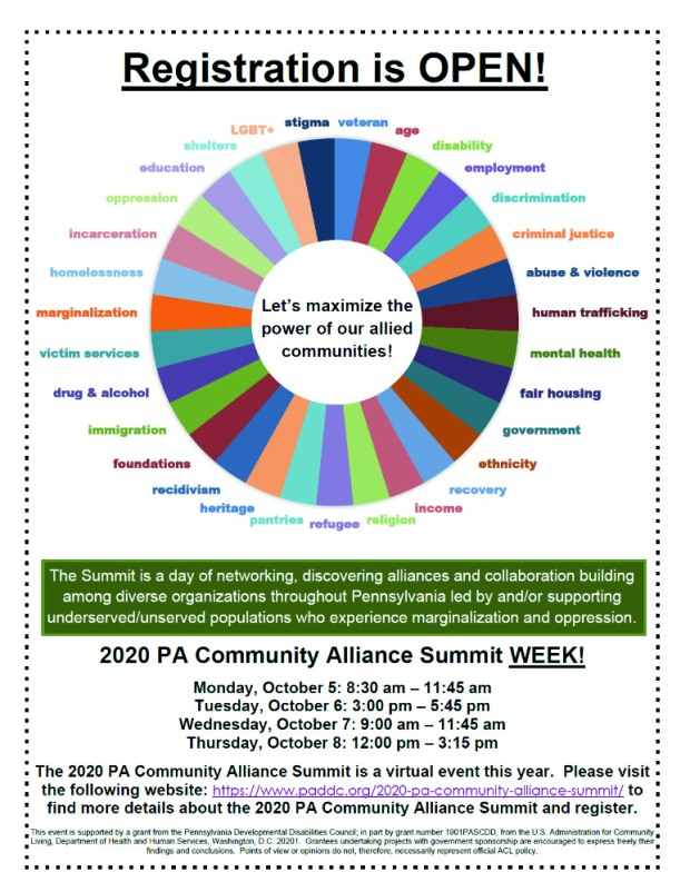 community alliance summit2