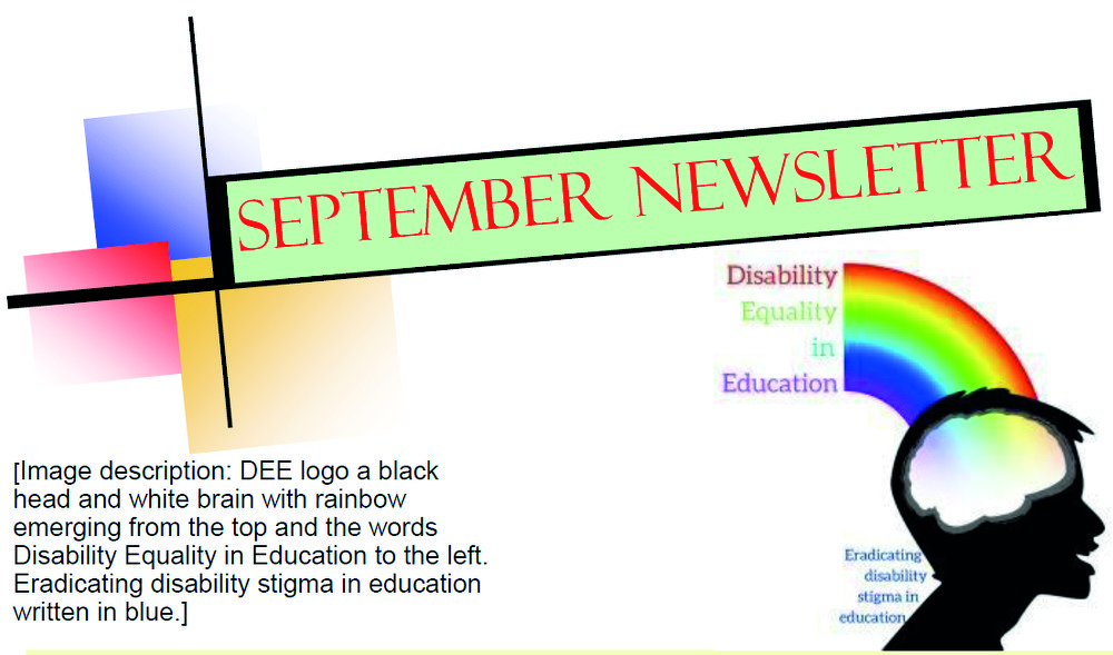 DEE newsletter