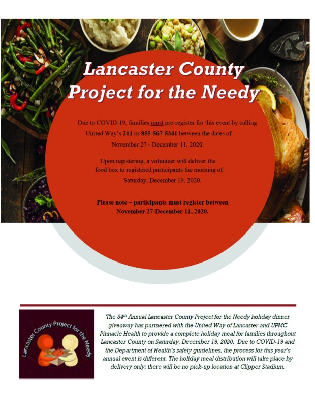 project for the needy