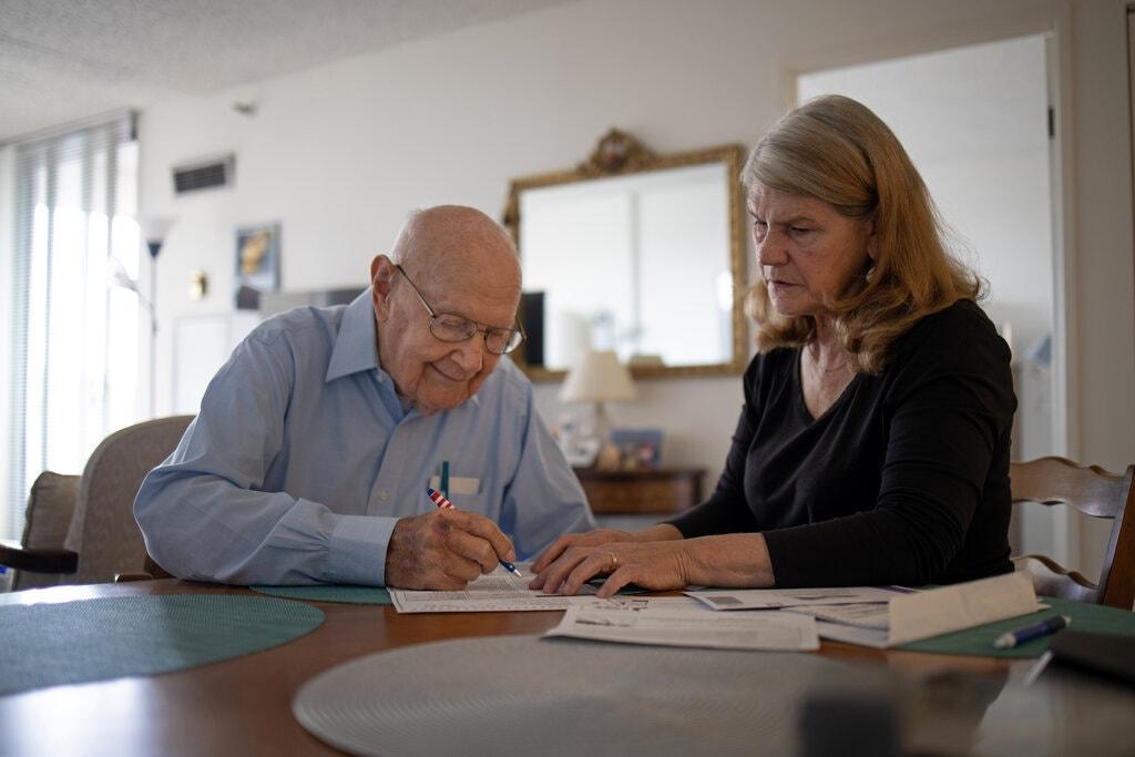 vote dementia