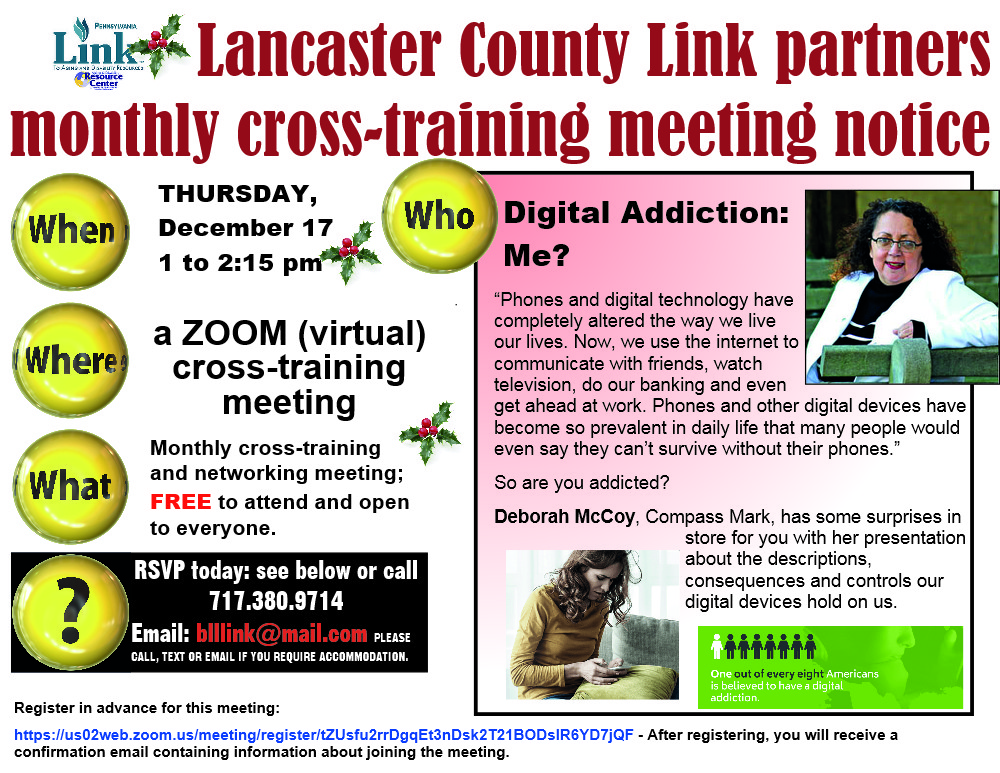 12 - 2020 Lanc Link cross-training meeting
