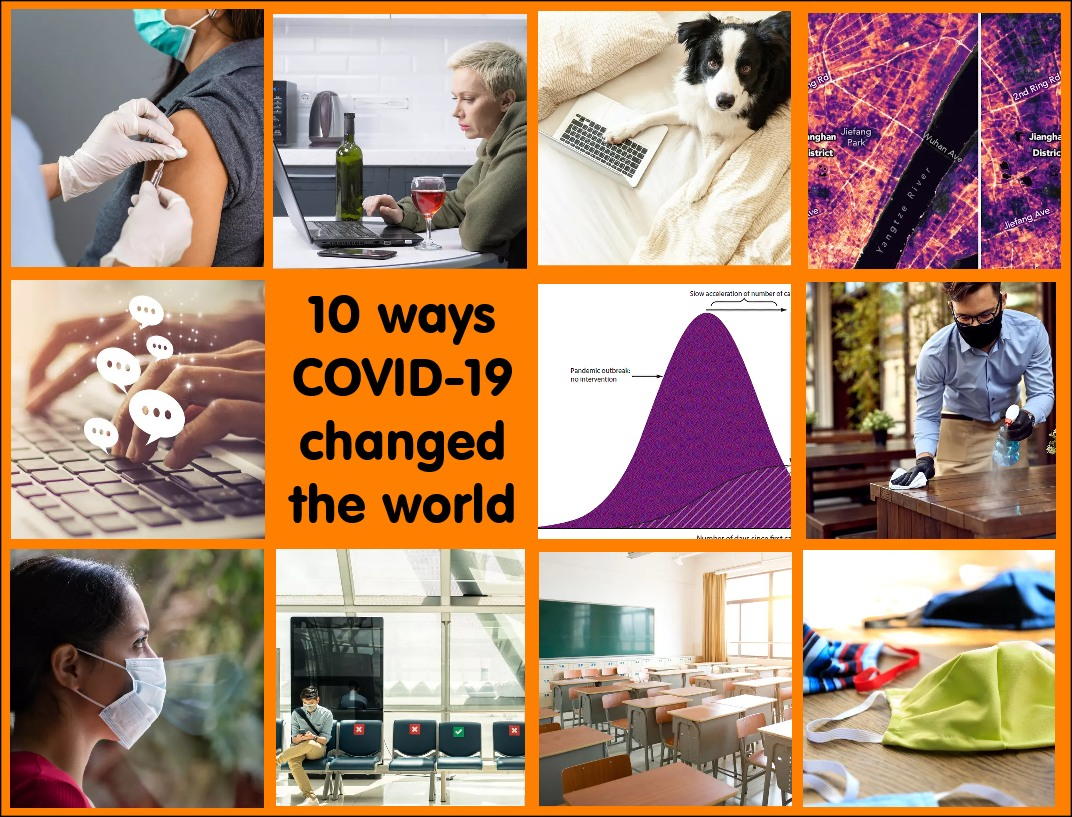 covid changed the world