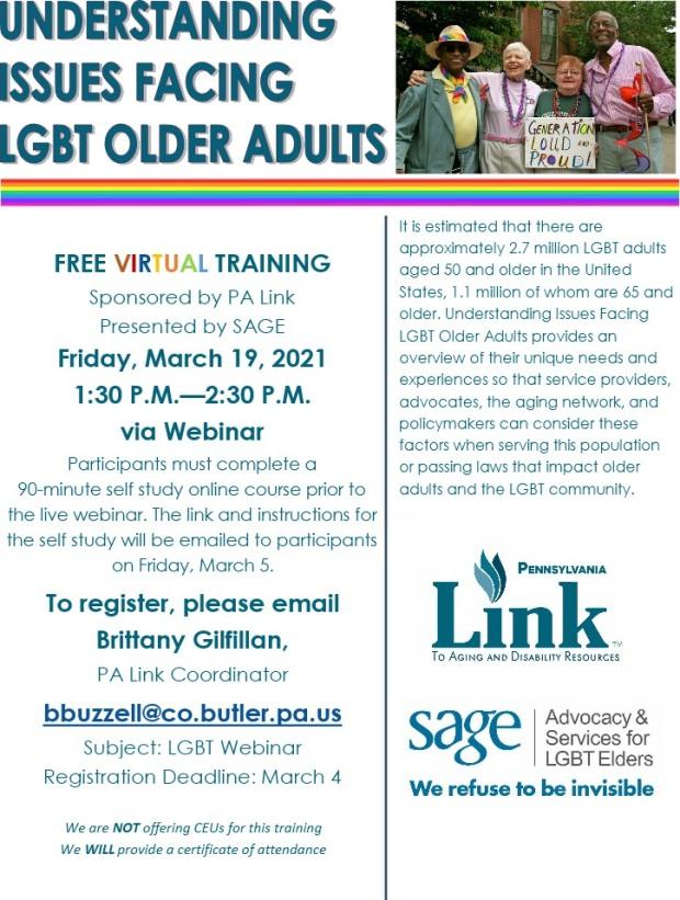 LSBT Older adults