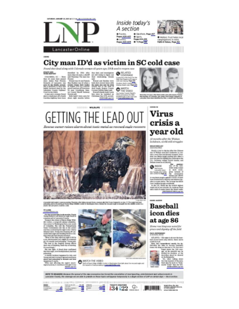 raven ridge page one