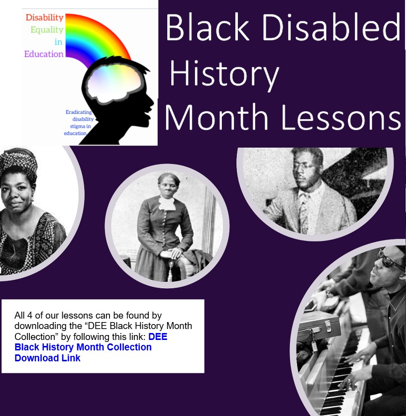 black disabled History month