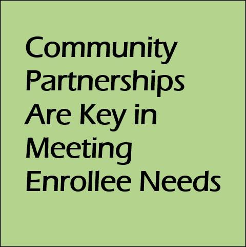 communithy partnerships