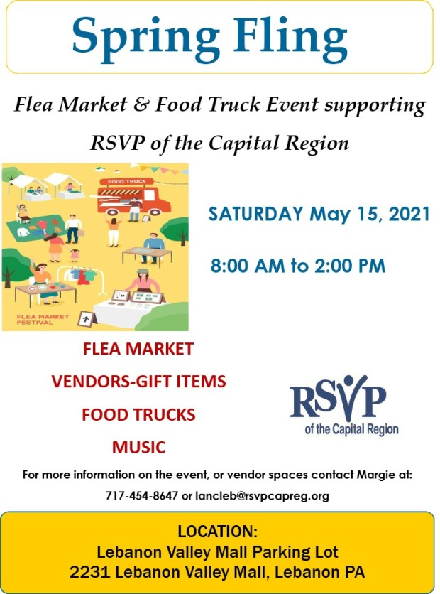 RSVP spring event