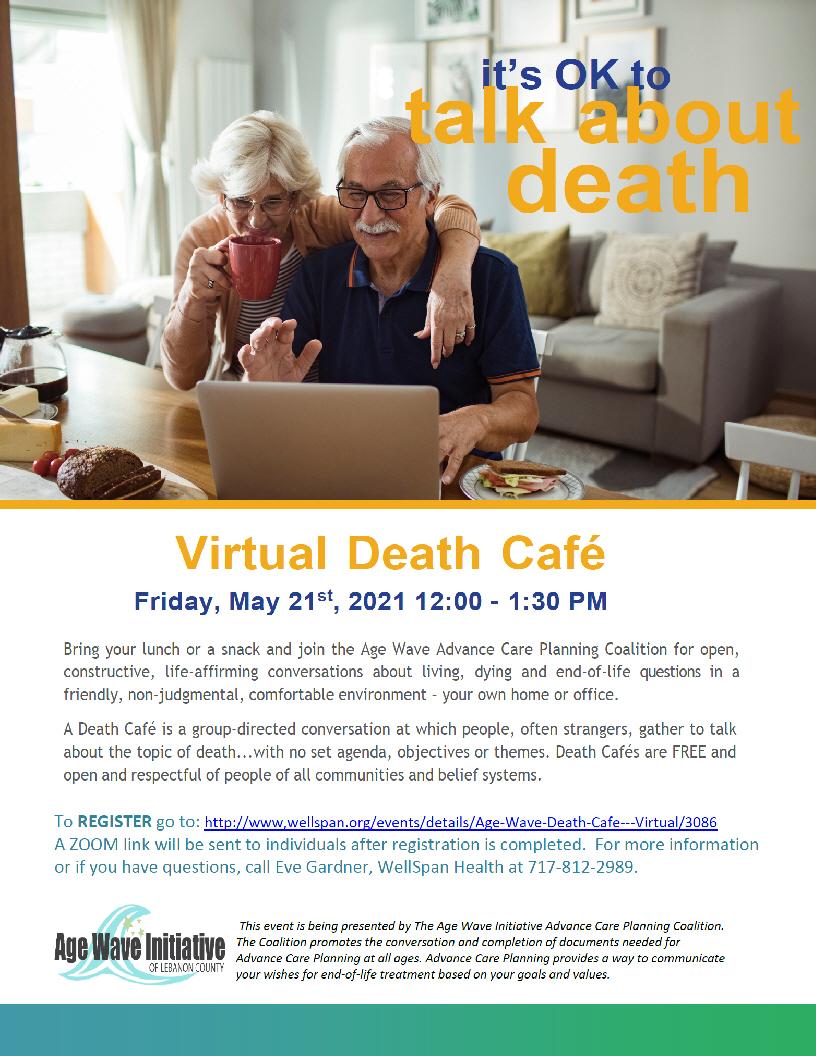 Age Wave Death Cafe