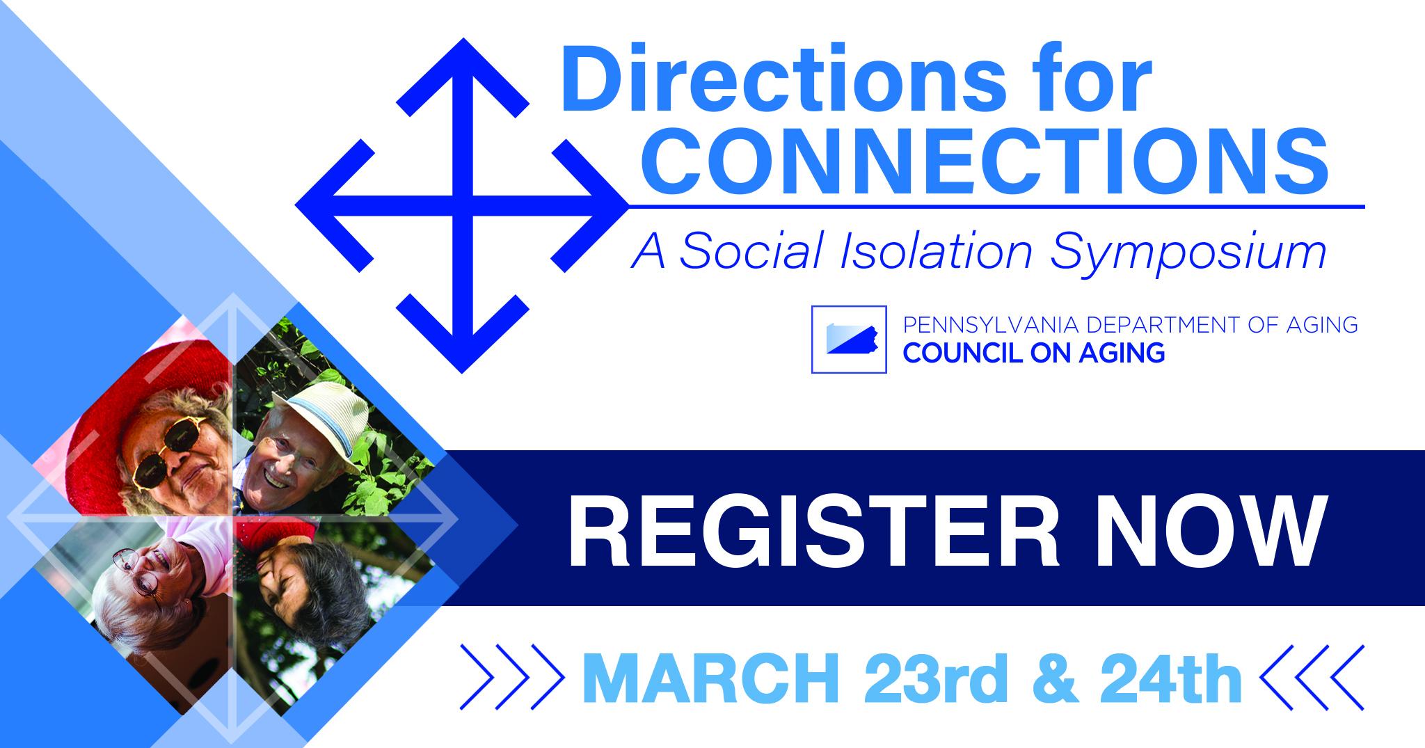 social isolation symposium