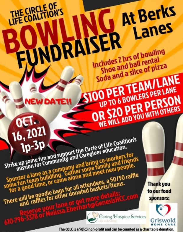 COLC Bowling Oct 2021