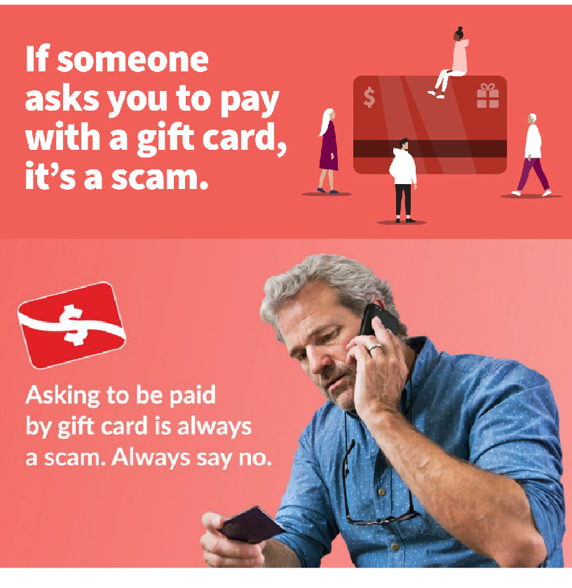gift card scam III