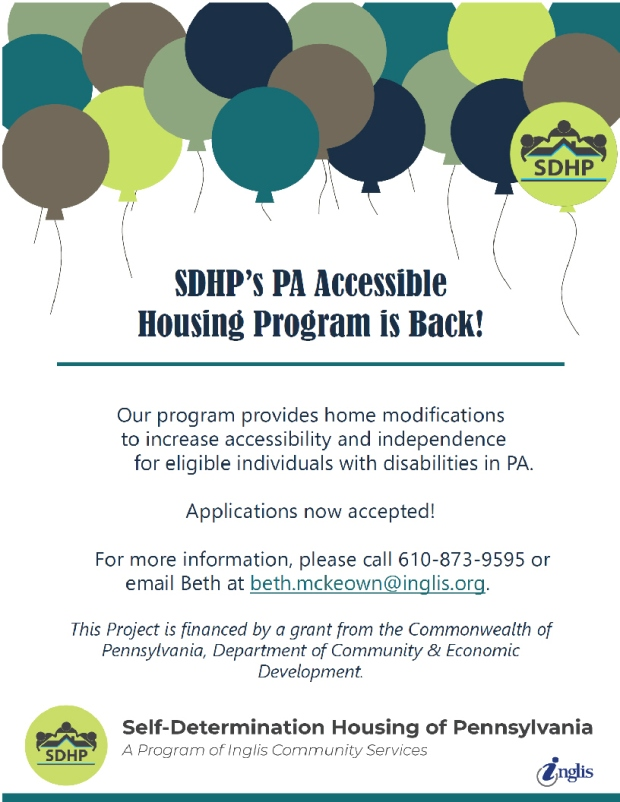 SDHP accessible program
