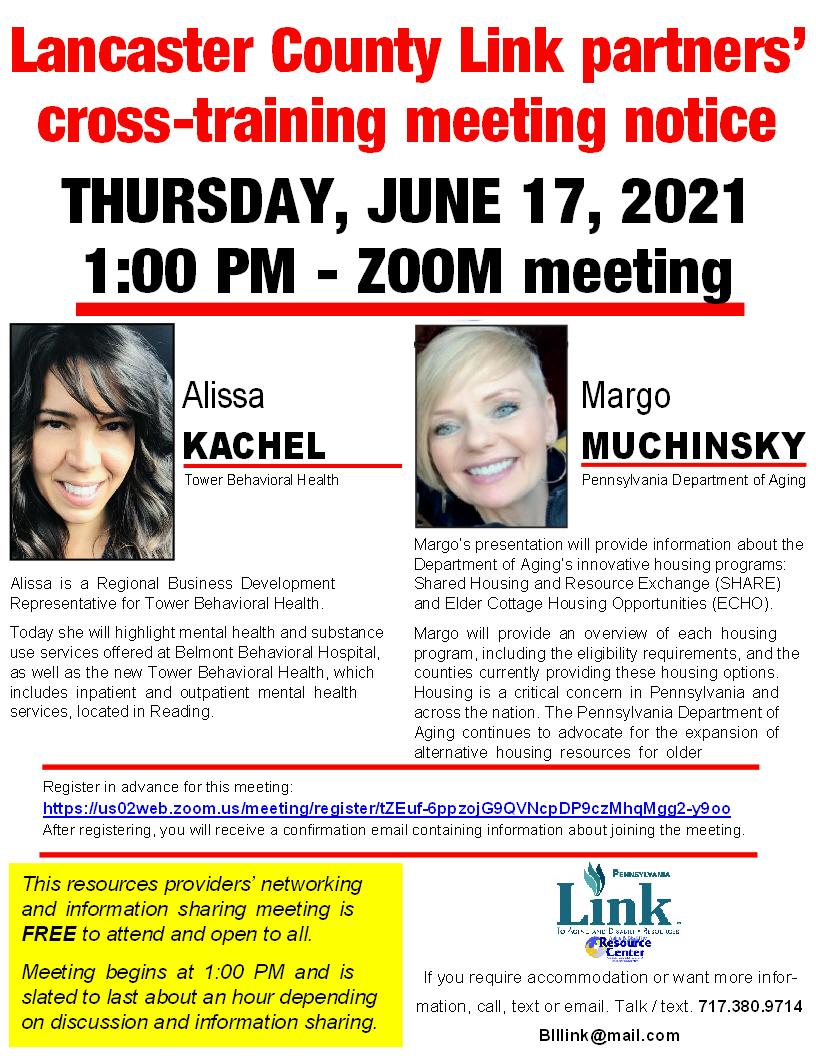 LancLink 062021 meeting