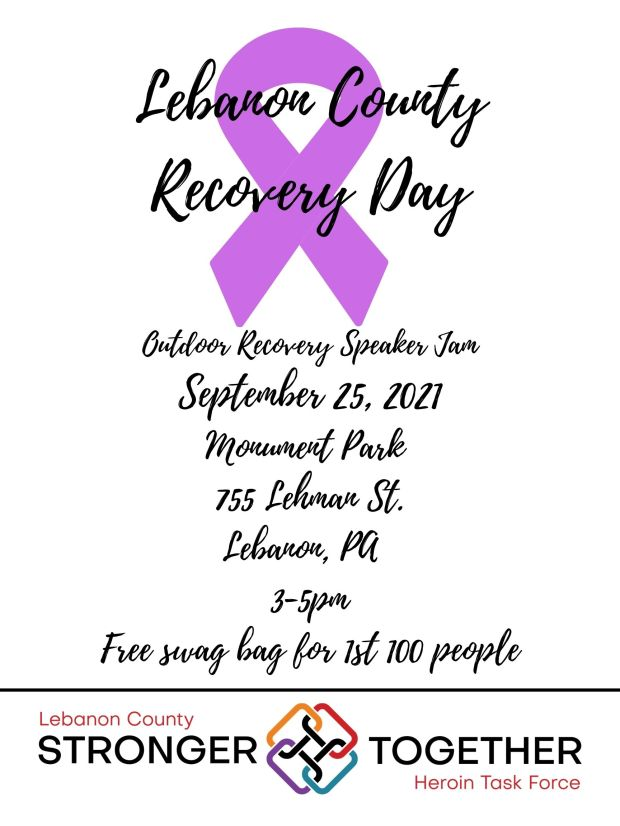 Lebanon County Recovery Day
