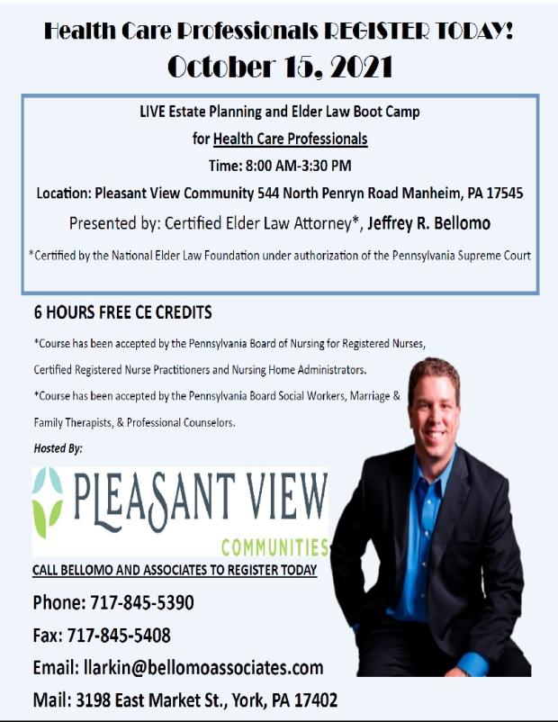 10-15 estate planning boot camp