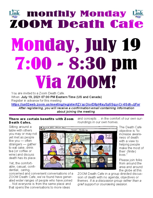 July ZOOM DC